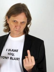 I BLAME YOU, TONY BLAIR! © J. Lahtinen