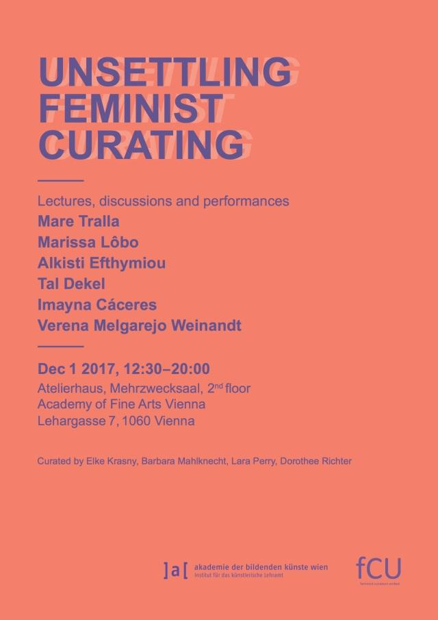 Unsettling Feminist Curating__